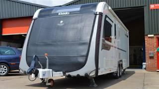 Installing hydraulics on a caravan!! - E&P Caravan Level System Retrofit