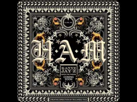 Jay z  Kanye West  H.A.M. (Remix) JayRod