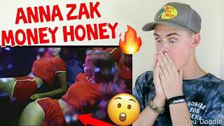 SHE'S SO HOT! ANNA ZAK - MONEY HONEY OFFICIAL MUSIC VIDEO *REACTION* MUST WATCH 2017