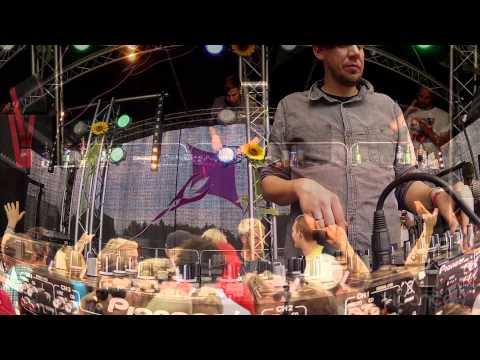 Oliver Koletzki @ Sun Project Festival 2012 (Bergalingen) LIVE-Video