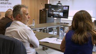 Torres y Cruz presiden el Comité Ejecutivo para abordar el coronavirus