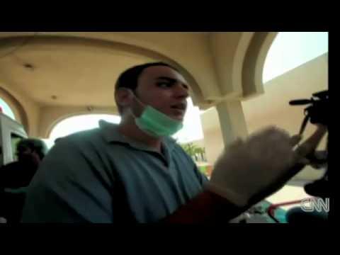 caphe24.com - Những hình ảnh rùng rợn tại một bệnh viện bỏ hoang ở Tripoli