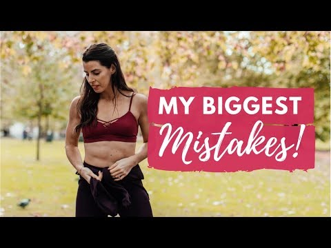 5 THINGS I WISH I KNEW BEFORE I STARTED FITNESS!