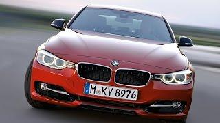BMW 3 Series F30 review.  Тест драйв BMW 3