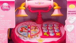 Princess Teach Telephone / Telefon Księżniczki - Disney - Trefl - VTech - www.MegaDyskont.pl