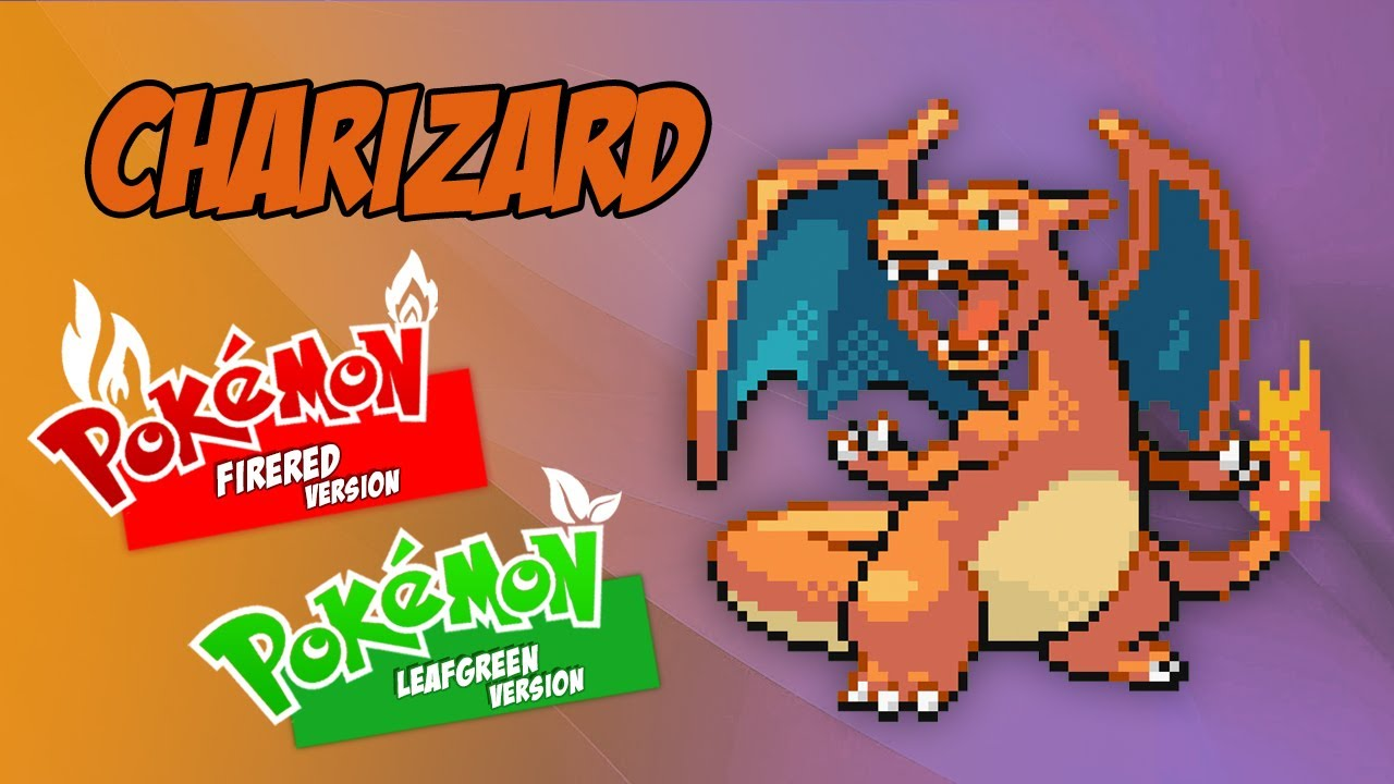 how to get charizard in pokemon fire red