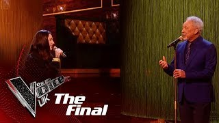 Deana & Sir Tom Jones' 'I Believe' | The Final | The Voice UK 2019 Video
