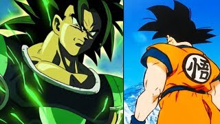 Dragon Ball Super Movie: New Planet - Past & Present Storylines - Origins of the Saiyan | DBS MOVIE