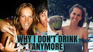 FROM CRAZY DRUNK TO SOBER VEGAN MOM
