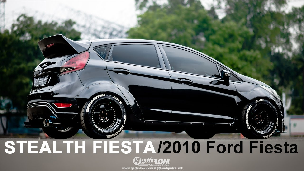 Jason Pradipta 2010 Ford Fiesta  YouTube