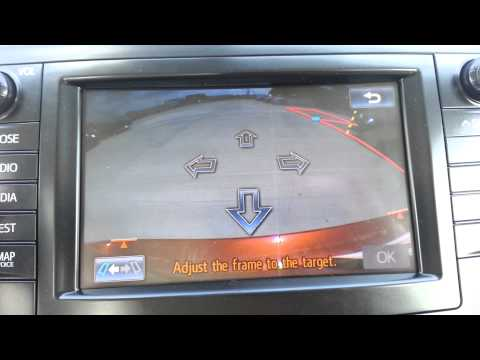 Lake Charles Toyota - Prius v Advanced Parking Guidance System - Parallel Parking