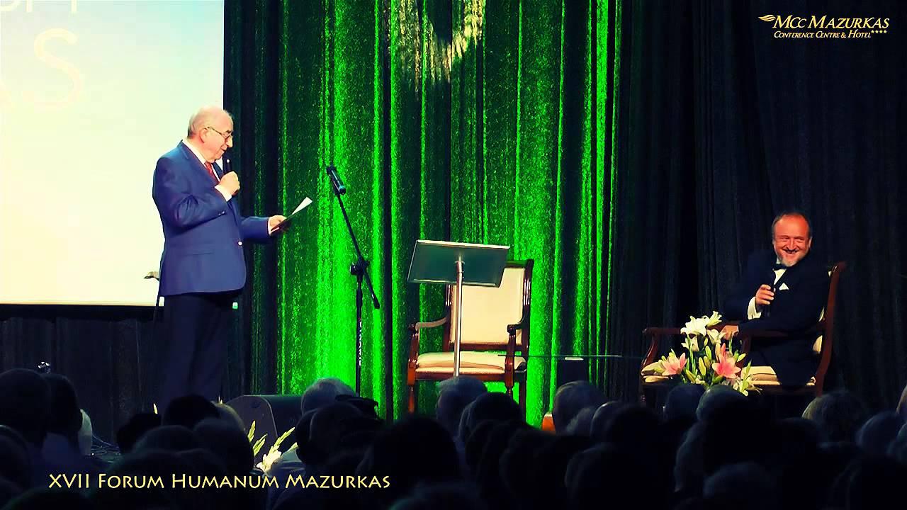 XVII Forum Humanum Mazurkas - Benefis Marka majewskiego-