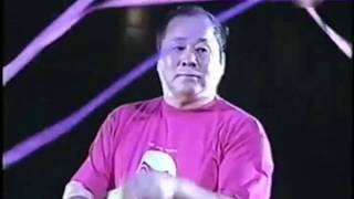 Pro Wrestling NOAH Departure 7/10/04.