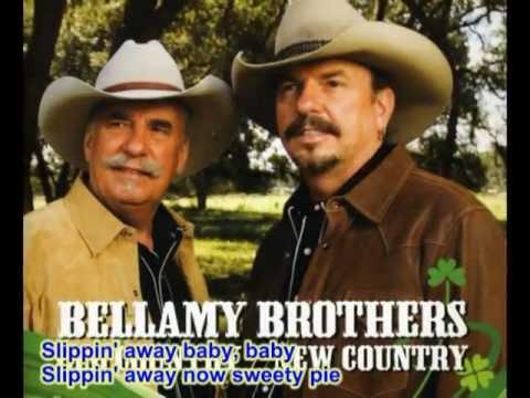 Bellamy Brothers - Slippin' Away (with lyrics)