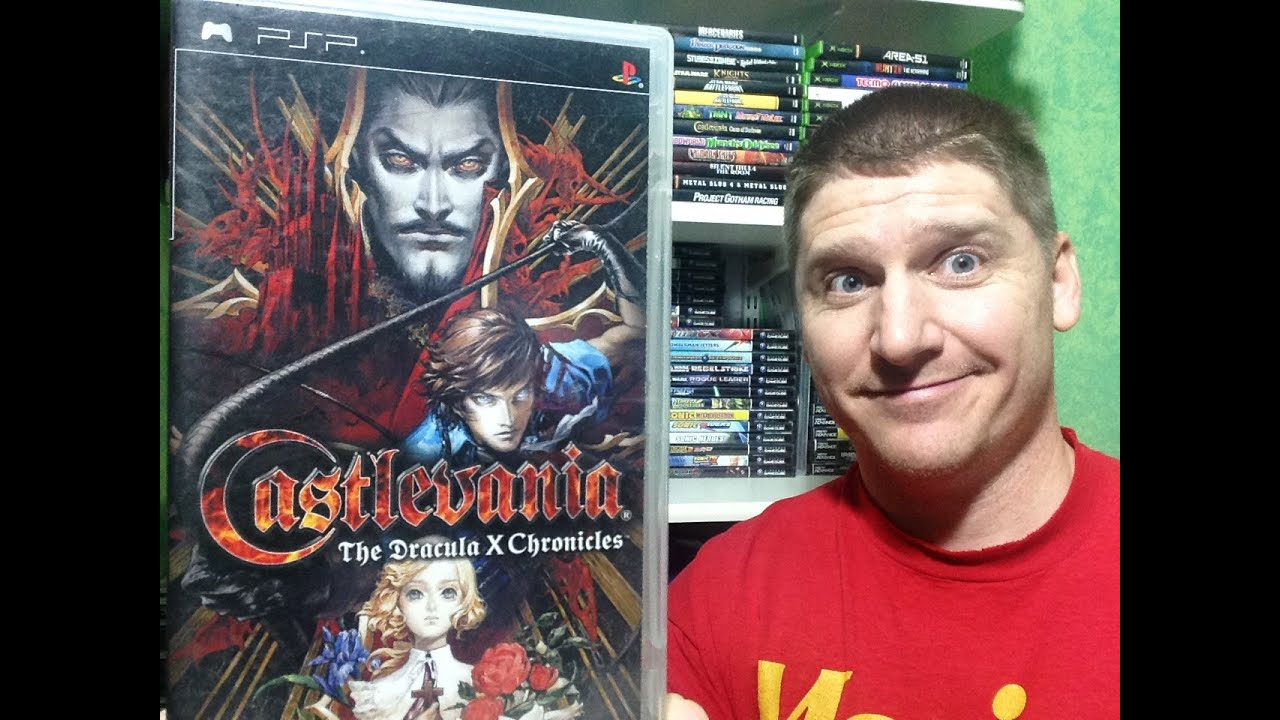 Let S Play The Classics 16 Castlevania Rondo Of Blood Psp Youtube