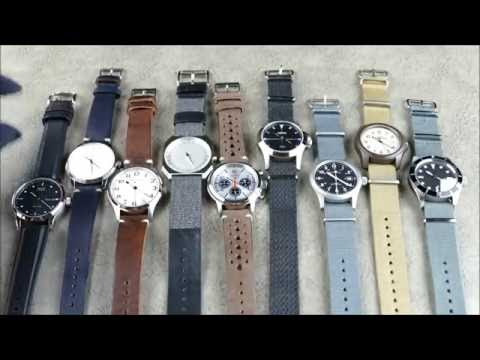 On the Wrist, from off the Cuff:  Watch Ramble – Smaller Watches, 40mm and under Recommendations