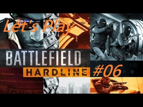 Battlefiel Hardline #06 - Miami Aquatic Stadium - Let's Play Battlefield Hardline