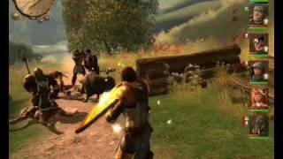 DSA:  Drakensang - gameplay 02 (pc, german)
