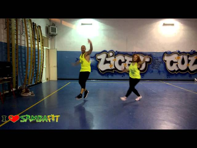 SAMBA DO BRASIL | Bellini | Andrea Stella Dance Fitness 2016