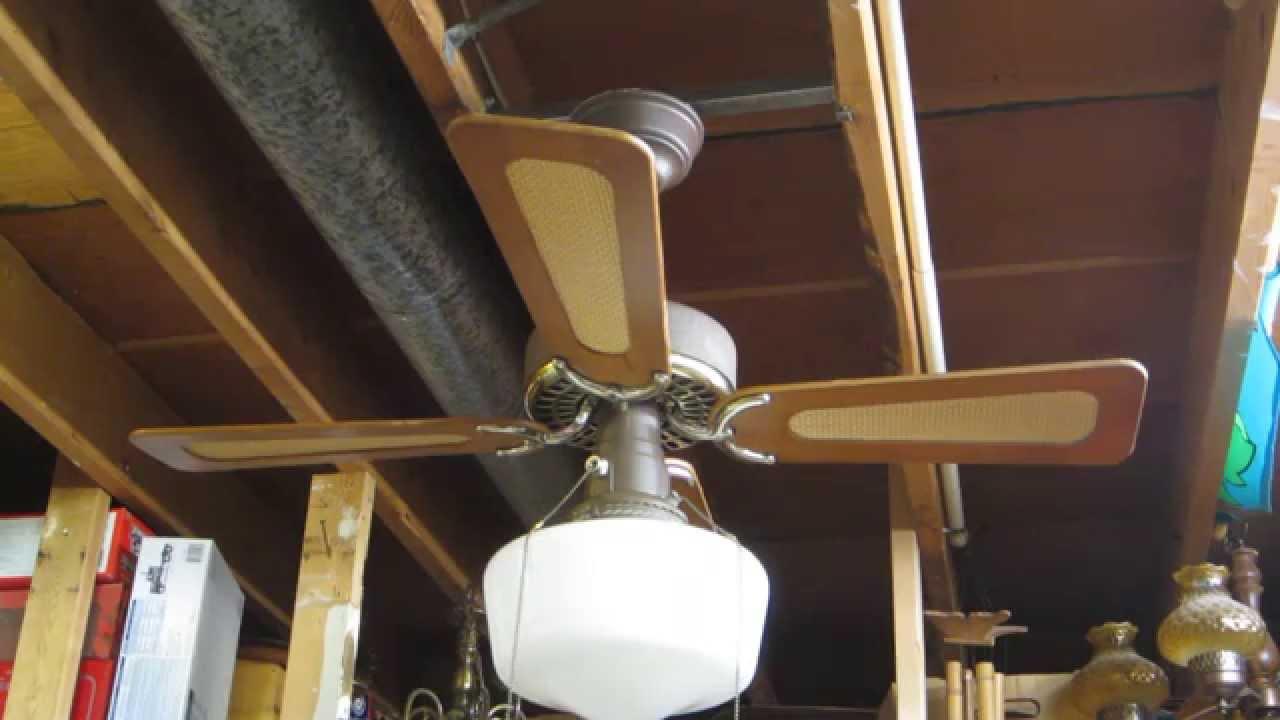 Hunter original 36 ceiling fan youtube hunter original 36 ceiling fan aloadofball Image collections