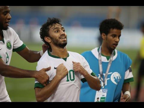 Saudi Arabia vs Iran (AFC U-19 Championship 2016: Semi-finals)