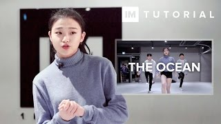 the ocean mike perry ft shy martin 1million dance tutorial