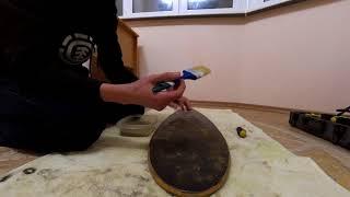 Как сделать покрытие для лонгборда своими руками