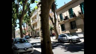 Перпиньян (Perpignan)Улицы, достопримечательности.3 часть.Life in France