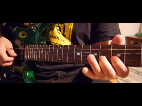 Maa Guitar solo cover - Taare Zameen Par Movie