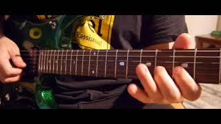 Maa Guitar solo cover - Taare Zameen Par Movie