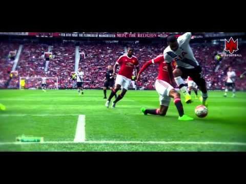 Chris Smalling   Manchester United   Defensive Skills   2015 2016 HD   10Youtube com