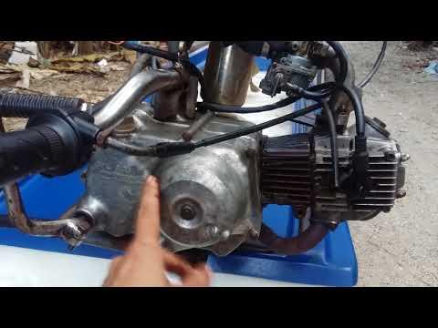 Võ Lãi Chạy Máy Cup 50cc 4 Hp ( Chi Tiết Cụm Máy Cúp đuôi Tôm).