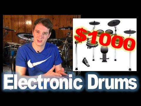 The Best Electronic Drumsets For $1000-$1200