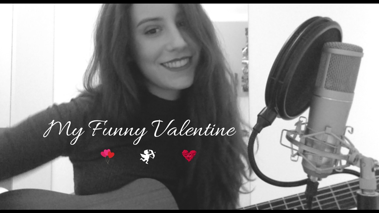 My Funny Valentine   Frank Sinatra (Cover By Cristina Hart)