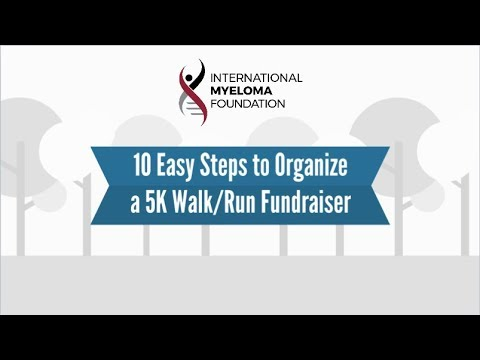 IMF 10 Steps to Organize a 5K Walk Run Fundraiser