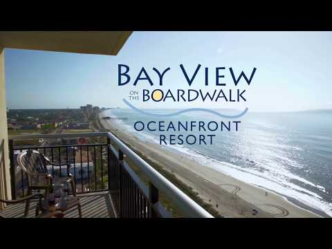 Bay View on the Boardwalk Resort