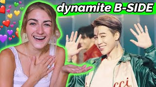 CUTENESS OVERLOAD ✰ Dynamite B-SIDE BTS REACTION!
