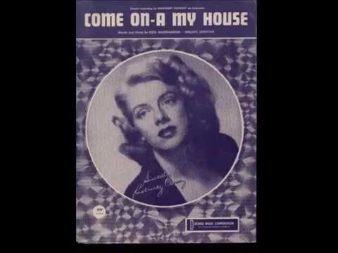 Rosemary Clooney - Come On-A My House (1951) mp3