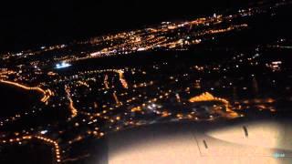 Ryanair 737-800WL Night Takeoff from Palma De Mallorca!
