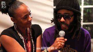 Videointerview with Protoje & the Indiggnation @ Uprising Reggae Festival 2013, 23.08.2013