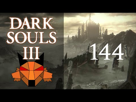 Let's Play Dark Souls 3 [PC/Blind/1080P/60FPS] Part 144 - Twin Princes