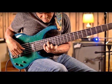 Advanced chord exercises for bass with Oteil Burbridge