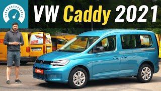 НОВЫЙ Caddy 2021: всё что нужно знать