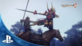 Samurai Warriors 4-II Trailer | PS4, PS3