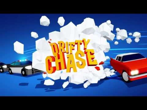 Drifty Chase Official Trailer - Android & iOS