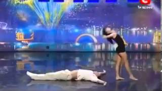 Tum hi ho   Aashiqui 2 awesome dance) (ukrain got talent)   YouTube