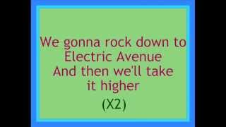 Electric Avenue by Eddy Grant Lyrics