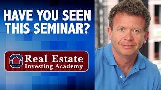 Real Estate Investing Seminar - Peter Vekselman