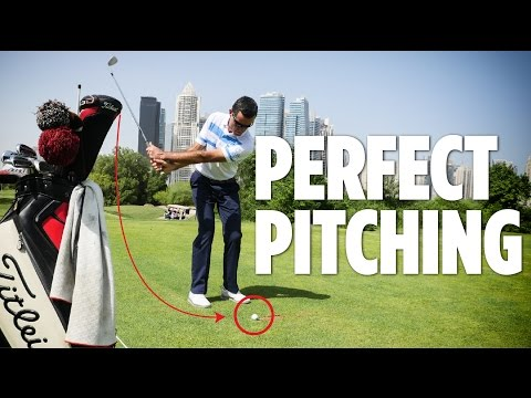 Perfect your Pitching with Bryan Smyth's 'Reverse Grip' drill