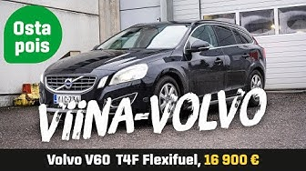 Käytetty: Volvo V60 T4F Momentum (16 900€) - Viina-Volvo